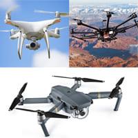 Типы и характеристики дронов.