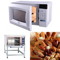 Отличия духовки и жарочного шкафа от микроволновой печи!
